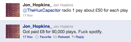 screenshot of Hopkin's tweets